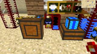Buildcraft: Oil refinery Tutorial