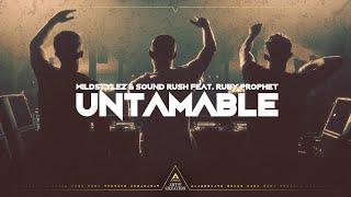Смотреть клип Wildstylez & Sound Rush Ft. Ruby Prophet - Untamable
