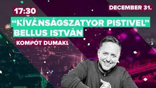 Szilveszterfesztivál a Kompót Dumaklubban | Dumaszínház