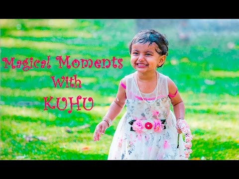Magical moments with KUHU