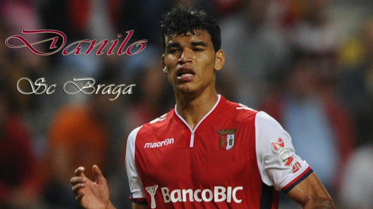 SC Braga: Danilo Silva Goals & Skills Brazilian Talent º Sc Braga
