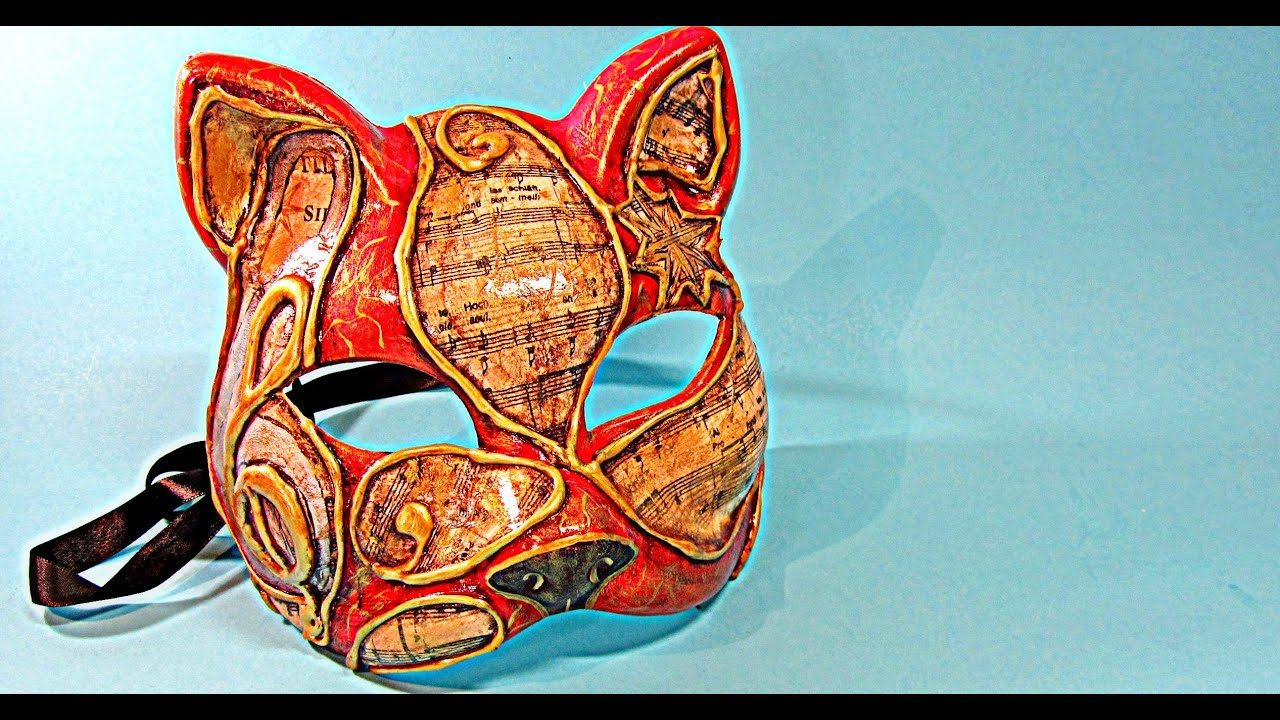 Decorar Mascaras Venecianas Máscara Veneciana Venetian Mask Youtube