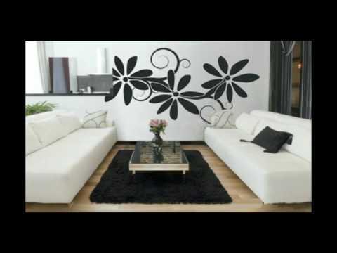 Vinilos decorativos para la casa o negocio bogot youtube - Decoracion para paredes ...