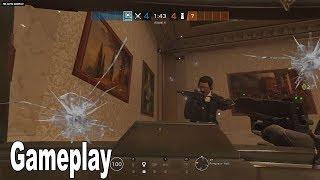 Rainbow Six Siege: Phantom Sight Operators - Gameplay Reveal [HD 1080P]