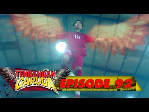 Hebat Ya! Sayap Garuda Iqbal Ikbal Bikin Takjub semua Pelatih - Tendangan Garuda Eps 92