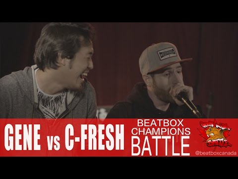 Gene vs C-Fresh - Beatbox Champions Battle - GNB 2016