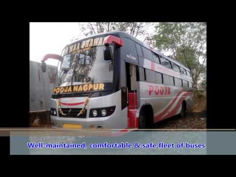 POOJA TRAVELS Nagpur - AC, Non-AC, Sleeper, Seater Bus