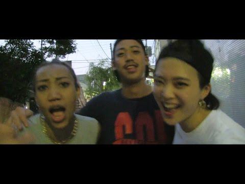 Pharrell Williams - HAPPY (Unofficial Music Video) NOGE YOKOHAMA JAPAN