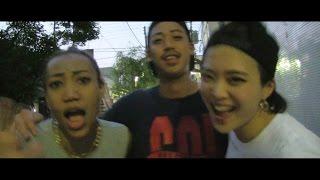 Pharrell Williams HAPPY Unofficial Music Video NOGE YOKOHAMA JAPAN