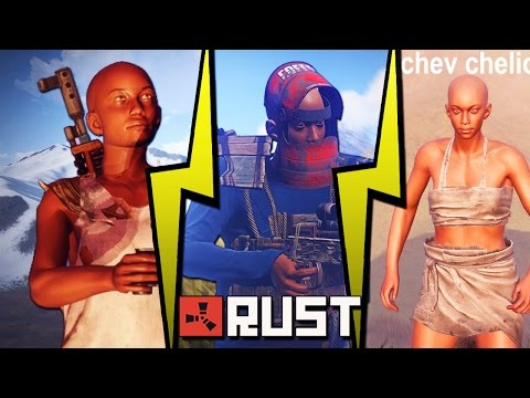 SQUEAKERS / AWKWARD GRIEF / ATTACK OF THE DOGE - Rust Funny Moments