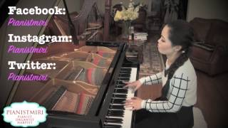 Olly Murs - Troublemaker ft. Flo Rida | Piano Cover by Pianistmiri 이미리