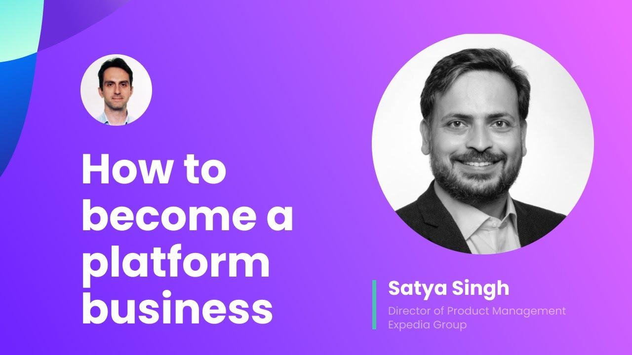 How to become a platform business?
