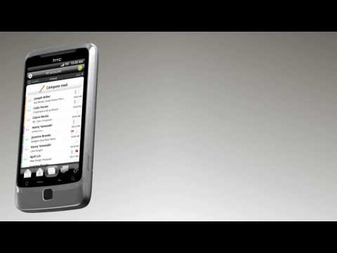 HTC Desire Z promo [russia]