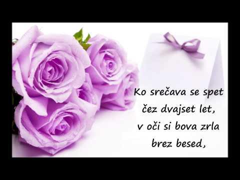 Nuša Derenda - Čez 20 let (besedilo)