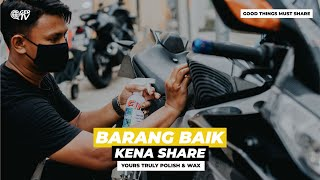 Barang Baik Kene Share * Episode 1 - Yours Truly