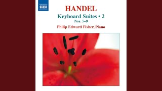 Keyboard Suite No. 8 in F Minor, HWV 433: II. Allegro