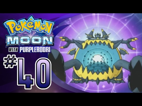 Let's Play Pokemon: Sun and Moon - Part 40 - UB-05 Glutton