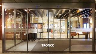 [TRONCO] Automatic Sliding Door 橫拉自動門 (風除室 Windbreak Room)