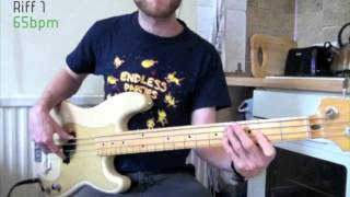 Bass tutorial: The Whispers -