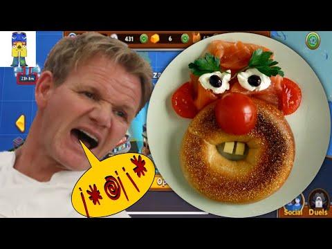 RESTAURANT DASH Gordon Ramsay LOVES our food!
