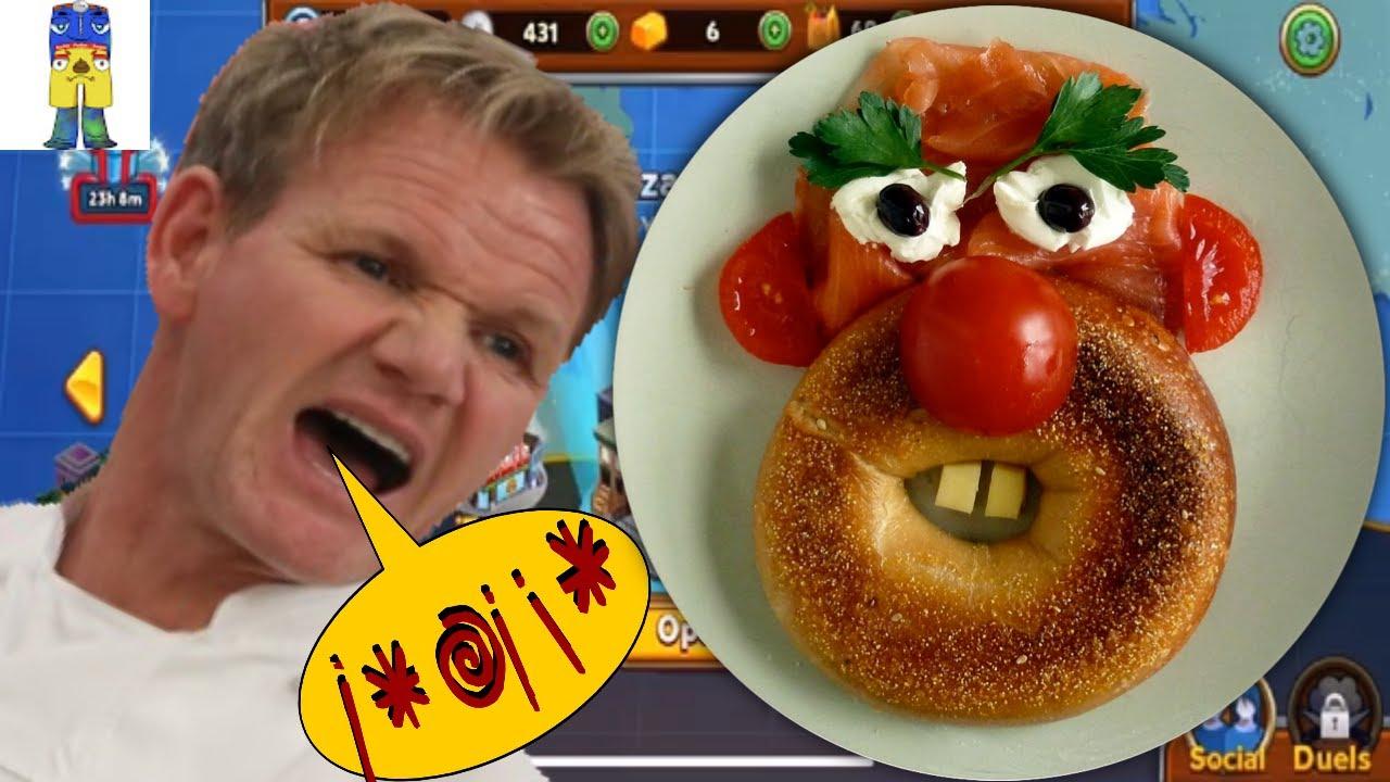 Download RESTAURANT DASH Gordon Ramsay LOVES our food!