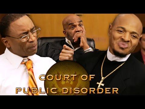 Court of Public Disorder Episode 1: The Blessing Blocker
