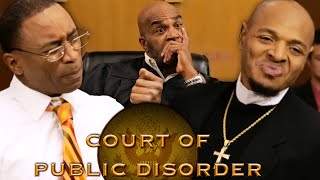 Court of Public Disorder Episode 1: The Blessing Blocker