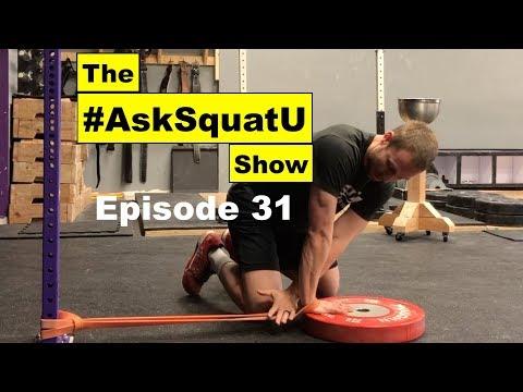 How to Improve Wrist Mobility |#AskSquatU Show Ep. 31|