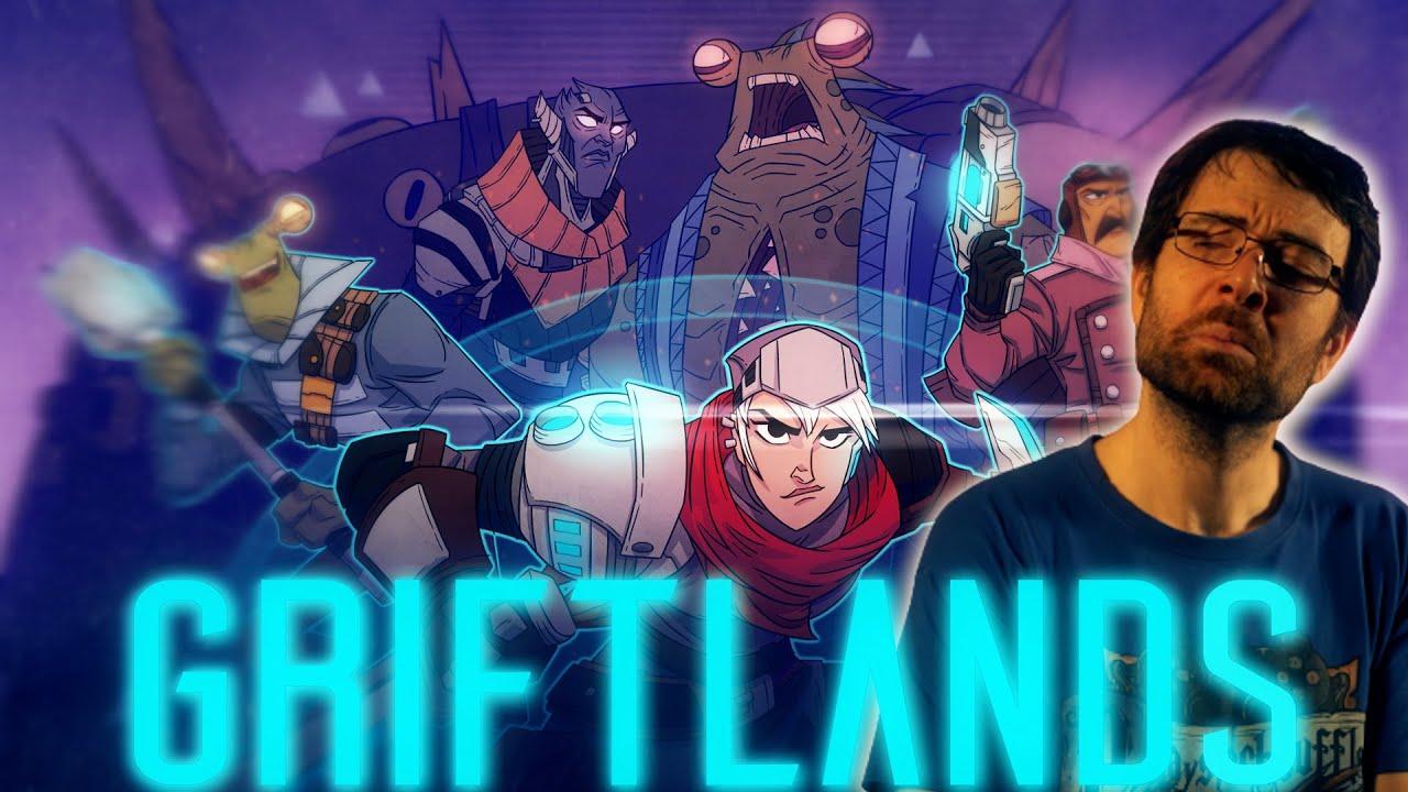 [Découverte] GRIFTLANDS - Les débats du net mais en fun!