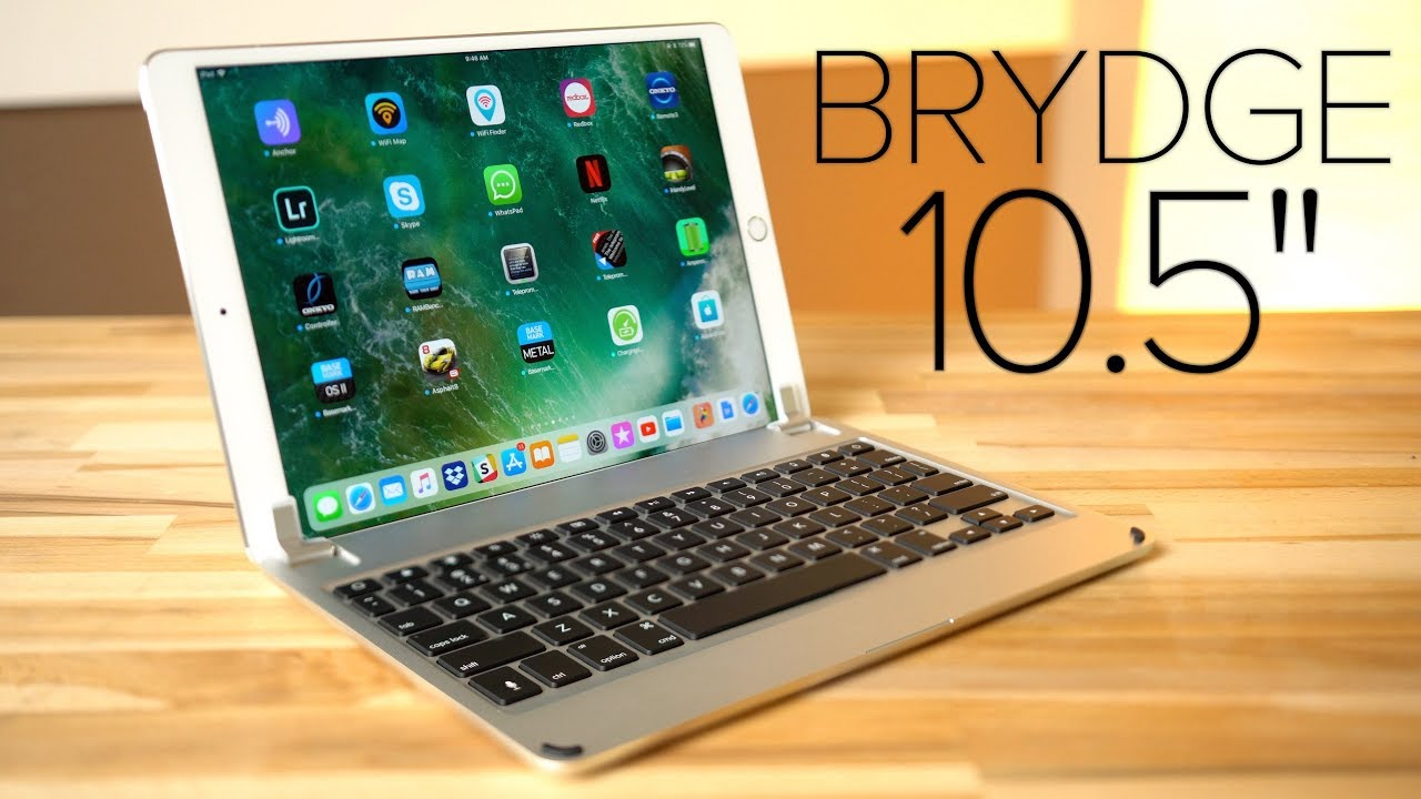 a7c4876bbb4 Closest you'll get to a MacBook - Brydge 10.5