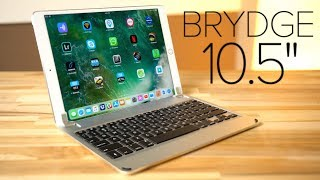 """Closest you'll get to a MacBook - Brydge 10.5"""" iPad Pro Keyboard Review"""