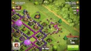 Clash of Clans: Amazing 1,000,000+ Ressource Raid