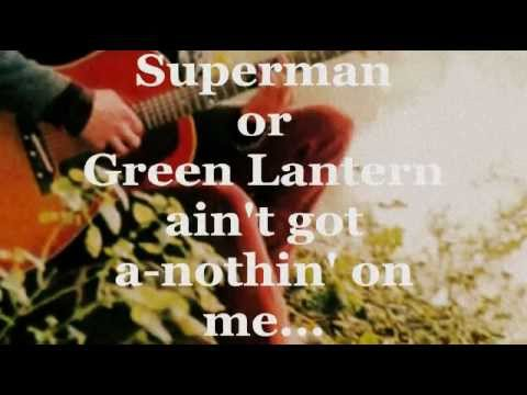 SUNSHINE SUPERMAN (Lyrics) - DONOVAN