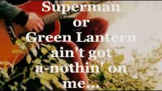 SUNSHINE SUPERMAN (Lyrics) - DONOVAN