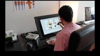 ANiMASHUPS Featured Animator: TINMAN CREATIVE