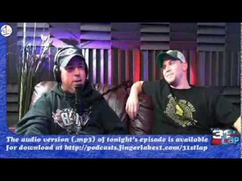Donnie Lawson & Bob Henry Jr. .::. The 31st Lap #94