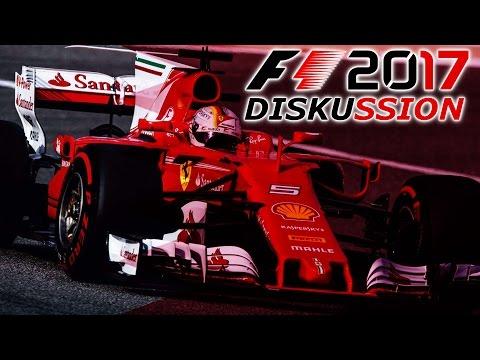 F1 2017 Sakhir, Bahrain GP Renndiskussion (Twitch) | SHOWDOWN IN BAHRAIN