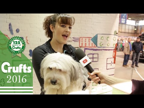 Ashley & Pudsey are at Crufts! | Crufts 2016