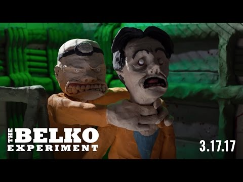 THE BELKO EXPERIMENT - CLAYMATION SHORT #2 (LEE HARDCASTLE)