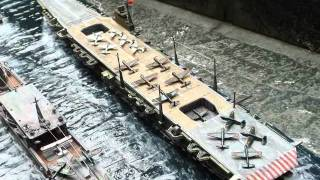 Japanese aircraft carriers Shinano, Unryu class, Hosho & Kaiyo by Erick Navas
