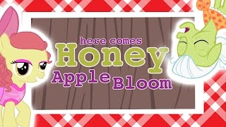 (Animation) Here Comes Honey Apple Bloom