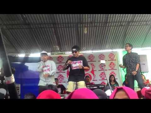 Pendhoza Ft MR.Reez - Anoman Obong Live
