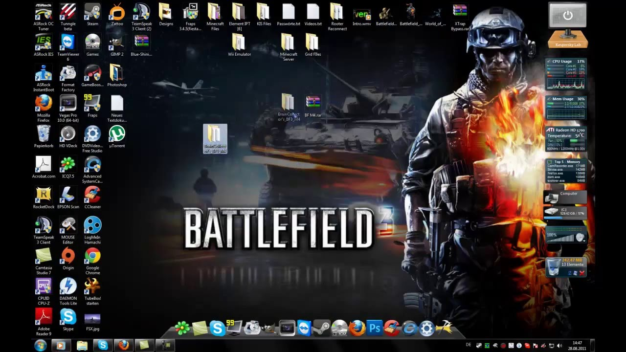 Counter Strike Source Battlefield 3 Skin installieren