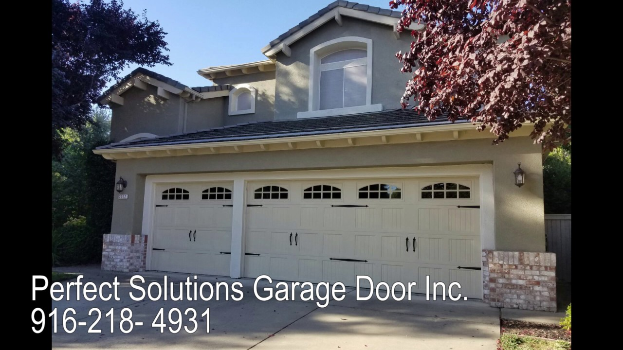 Superb Perfect Solutions Garage Door   New Garage Doors Roseville, CA