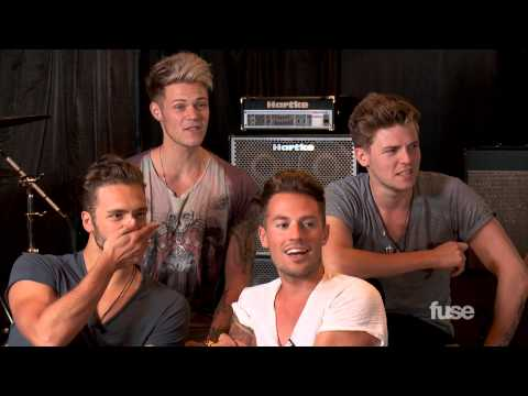 British Pop Band Lawson Play Truth or Dare