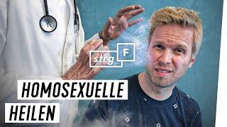 Von schwul zu hetero: Was ich bei Ärzten erlebte | STRG_F
