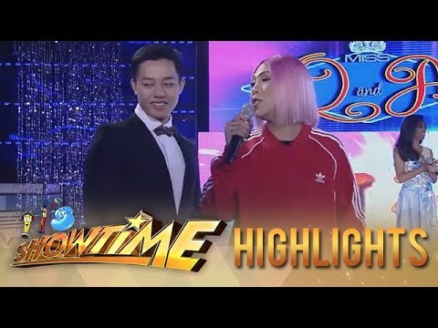 It's Showtime Miss Q & A: Vice almost gets into a fight