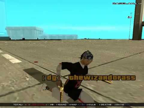 | GTA SA | 1x15 | WizzardOfAss | DG Battle |