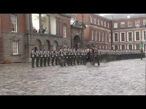 Guard of Honor - Dublin Castle