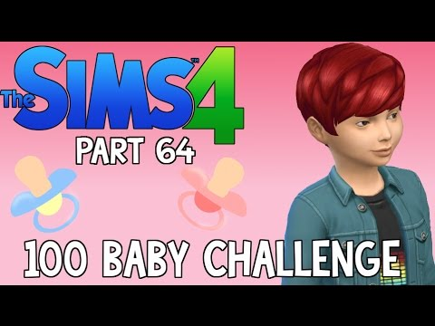 The Sims 4: 100 Baby Challenge - Child Services Came! (Part 64)